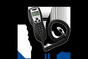 Iridium DPL Handset