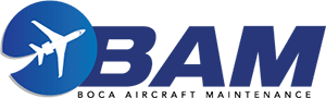 Boca Aircraft Maintenance Logo