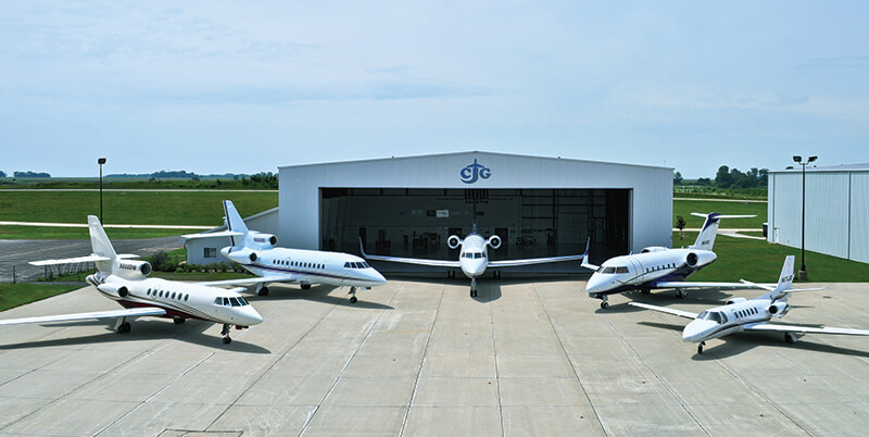 Chicago Jet Hangar