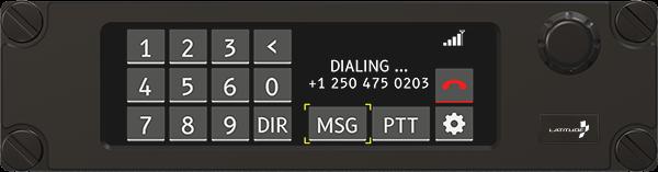 Latitude TCDU Telephony